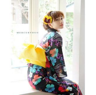 5360944716ef9a 浴衣 浴衣セット マーキュリーデュオ mercuryduo浴衣セットcode02 【人気 ...